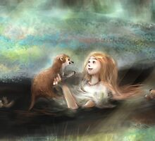 Ophelia by ottersandcats