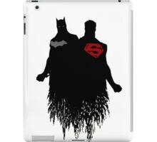 Batman/Superman iPad Case/Skin