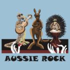 Aussie Rock by goanna