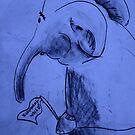 Elephant World  by Luckyvegetable
