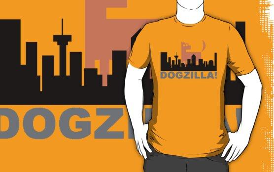 Dogzilla! Get Down Ya Mongrel   by rufflesal