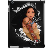 Pocahontas - Inked iPad Case/Skin
