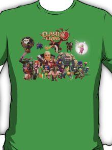 Clash of Clan - Assemble T-Shirt