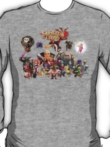 Clash of Clan - Assemble T-Shirt