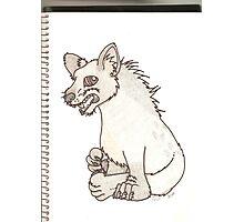 scavangers: hyena Photographic Print