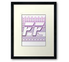 FF Framed Print