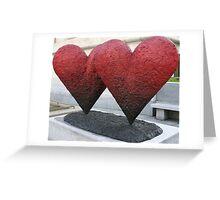 MONTREAL ART QUATER Greeting Card