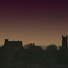 Lancaster Skyline by Barry Rowlingson