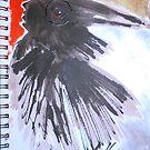 crow 1 by arteology