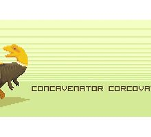 Pixel Concavenator by David Orr