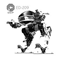 ED-209 by Bowie DS