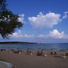 Chania Beach by Calysar