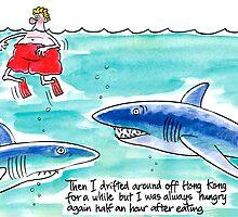 Hong Kong sharks by EnPassant
