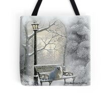 All is Calm - All is Bright Tote Bag