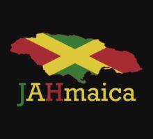 JAHmaica YLW by JAHCultureINTL