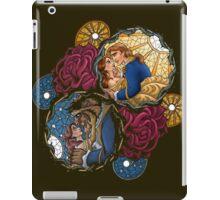 The Beauty and The Beast Disney - Main Scenes iPad Case/Skin