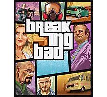 Breaking Bad: GTA (Clean) Photographic Print