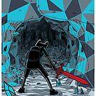 The Ice Awakens by MEKAZOO