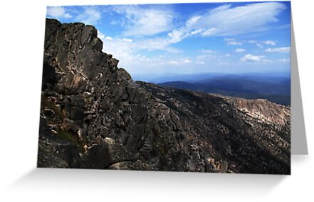 Mt. Buffalo... by snowwombat