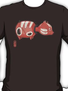 Akabeko [Special Lucky Toy Box] T-Shirt