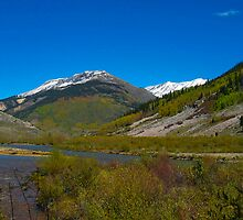 Animas River Basin by Sylmac