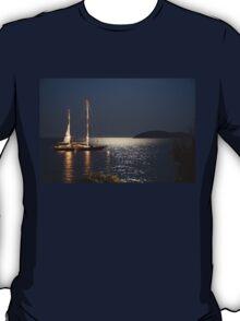 Full Moon @ Skiathos Island T-Shirt