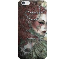 Wish You A Dark Christmas iPhone Case/Skin