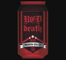 Beer - Red Death by EVPOE
