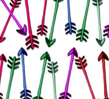 Follow Your Arrow  Sticker
