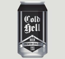 Beer - Cold Hell by EVPOE