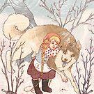 The Little Snow Girl by Chelsea Greene Lewyta