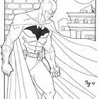 Batman by Teroso