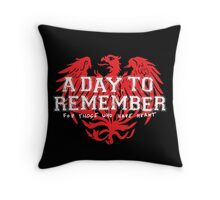 A Day To Remember - For Those Who Have Heart II Throw Pillow