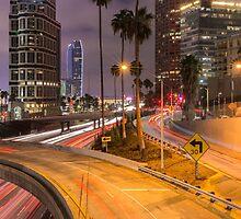 Vertical Harbor Freeway 2 by Nadim Baki