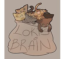 Loki's Brain Photographic Print