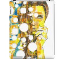 LAYERS Original Acrylic Painting iPad Case/Skin