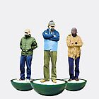 &#x27;Subbuteo Casuals&#x27; by casualco