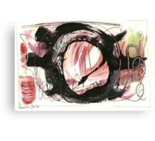 painting 174 Canvas Print