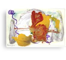 painting 169 Canvas Print