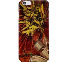 Effervescent - Sparkling, Vivacious Ceramic Tile Mosaic iPhone Case/Skin