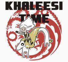 Khaleesi Time Kids Clothes