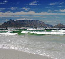 Table Mountain by Adrianne Yzerman