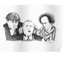The 3 Stooges Poster