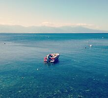 Cyprus Sea by Jessica Taylor