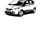 Honda Jazz by garts
