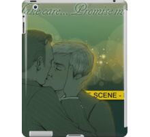 Mystrade - I need you, you know! iPad Case/Skin