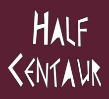 Half Centaur by BixbyPlanet
