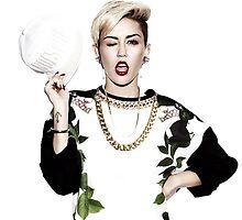 Miley Cyrus by amygermanxo