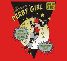 The Adventures of Derby Girl Kids Clothes
