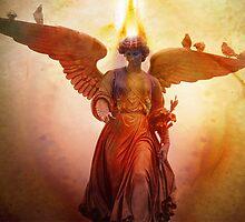 Healing Angel by Judy Olson